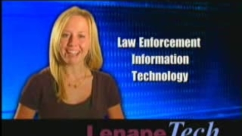 Thumbnail for entry Law Enforcement Information Technology
