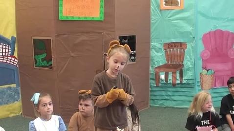 Thumbnail for entry Three Bears Cast C 2018