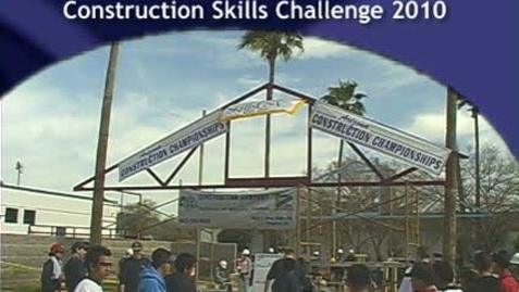 Thumbnail for entry Construction Skills Challenge 2010