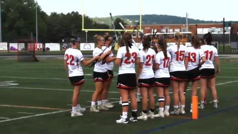 Thumbnail for entry Girls Lacrosse 5.12.18