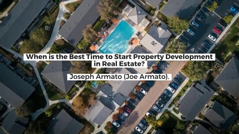 Thumbnail for entry Joseph Armato (Joe Armato) - Tips For Home Buyers - How to Go About Buying Your Dream Home.