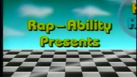 Thumbnail for entry Rap-Ability Hip Hop Multiplication: Part 1