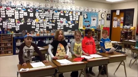 Thumbnail for entry Readers Theater: Little Red 1P