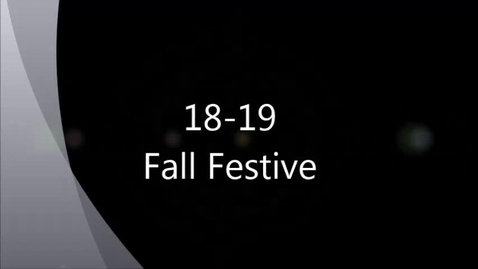 Thumbnail for entry 18-19 IMS Fall Festival Video