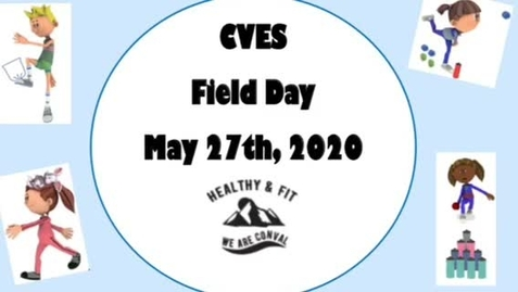 Thumbnail for entry 5.27 Field Day  video for Wednesday