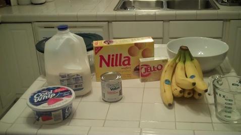 Thumbnail for entry Easy Banana Pudding