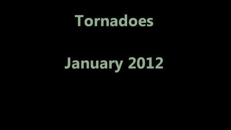 Thumbnail for entry Tornadoes Movie