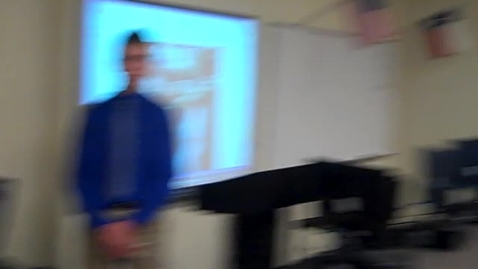 Thumbnail for entry Logan Jones Speech 3