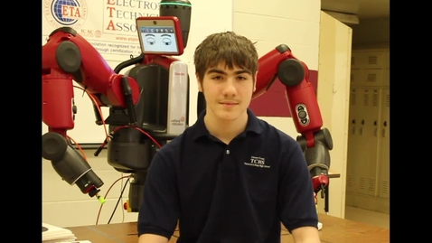 Thumbnail for entry TCHS Pickering_Electronics&Robotics_Why