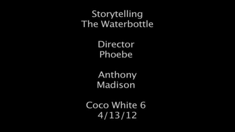 Thumbnail for entry The Waterbottle