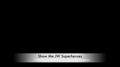 Thumbnail for entry JWE Superheroes
