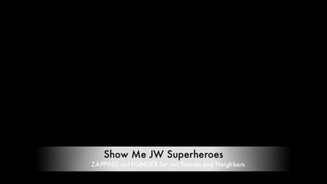 Thumbnail for entry JWE Superheroes