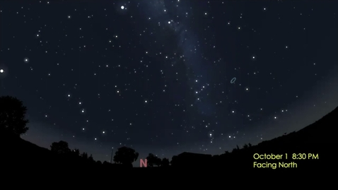 Thumbnail for entry Fernbank Science Center -The Sky This Week Sept. 26- Oct. 2