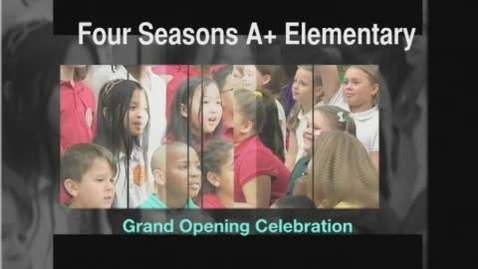 Thumbnail for entry Four Seasons A+ Elementary