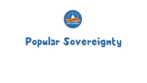 Thumbnail for entry 20-2 Popular Sovereignty