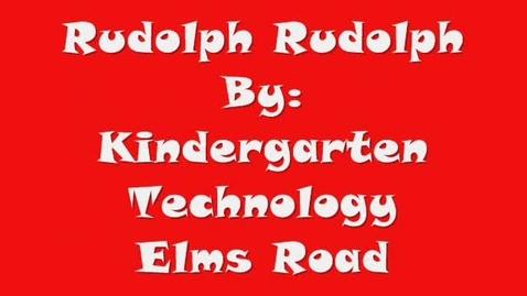 Thumbnail for entry Rudolph Elms Kindergarten