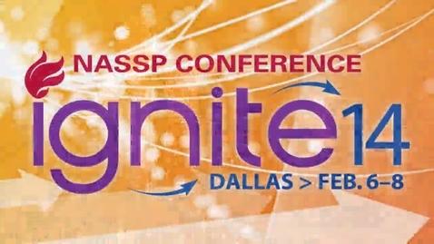 Thumbnail for entry NASSP Ignite '14: Thursday Recap