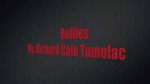 Thumbnail for entry Bullies