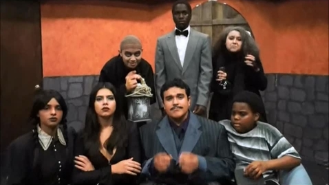 Thumbnail for entry Addams Family Musical Commercial