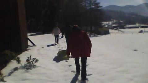 Thumbnail for entry sledding teachers