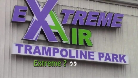 Thumbnail for entry Extreme Air - WSCN (2014/2015)