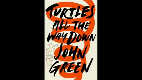 Thumbnail for entry BookTube - Turtles All The Way Down
