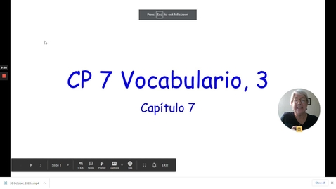 Thumbnail for entry CP 7 VOCAB 3