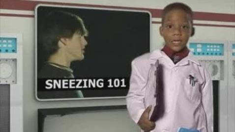 Thumbnail for entry Sneezing Video for Kids