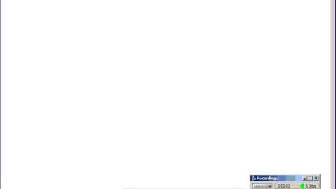 Thumbnail for entry Stephens Pre-AP Chemistry: (9-17-14) Atom intro