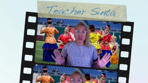 Thumbnail for entry T Sinta - Indonesian Dance