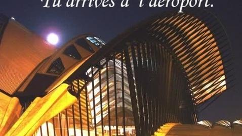 Thumbnail for entry un aéroport français