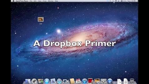 Thumbnail for entry Burgess Dropbox Primer