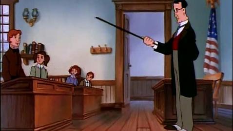 Thumbnail for entry Animated Hero Classics -  Alexander Graham Bell