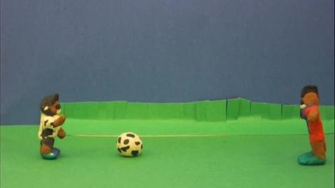 Thumbnail for entry 2011 JMS Claymation Futbol Football