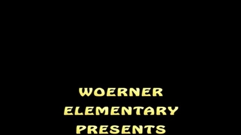 Thumbnail for entry Woerner Elementary (4th & 5th Graders) Spring Concert May 18, 2016