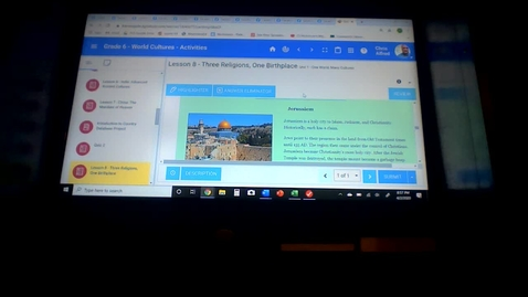 Thumbnail for entry World Cultures Lesson 8: Israel