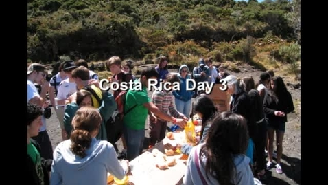 Thumbnail for entry Costa Rica Day 3