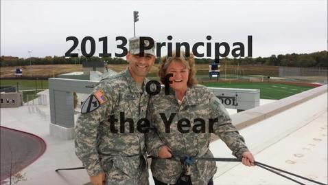 Thumbnail for entry Dr. Presko Principal of the Year 2013