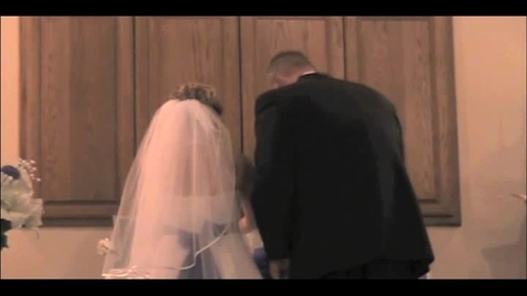 Thumbnail for entry Morgan Singing @ Marty & Leslie's Wedding