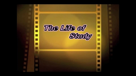 Thumbnail for entry Life of Study