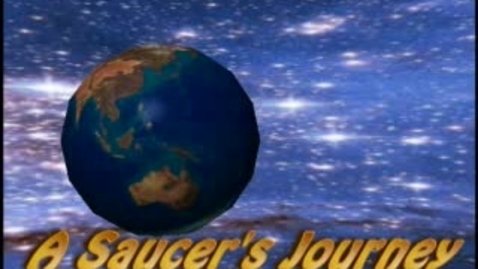 Thumbnail for entry A Saucer's Journey