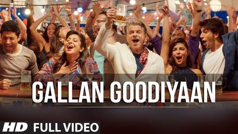Thumbnail for entry 'Gallan Goodiyaan' Full VIDEO Song | Dil Dhadakne Do | T-Series