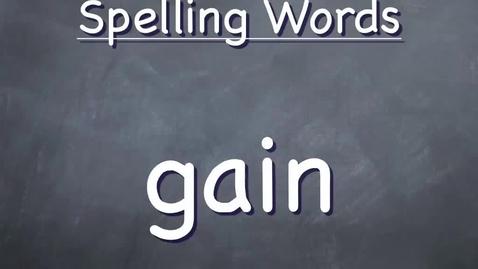 Thumbnail for entry Akiak - Spelling Words