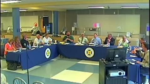 Thumbnail for entry Wayne Central Board of Education Meeting 6/12/14