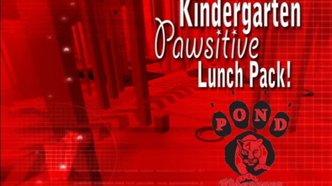 Thumbnail for entry Kindergarten Lunch Commercial 2011