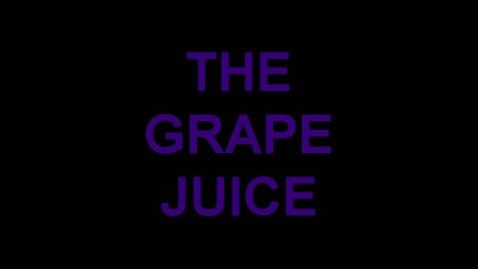 Thumbnail for entry Grape Juice