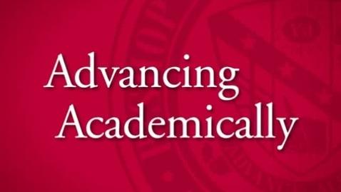 Thumbnail for entry Bishop Ireton: Advancing Academically