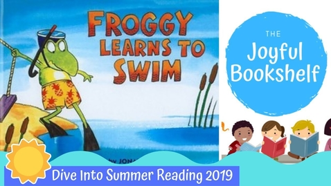 Thumbnail for entry 💦 Froggy Learns to Swim 💦  Summer Books   Read Aloud for Kids!