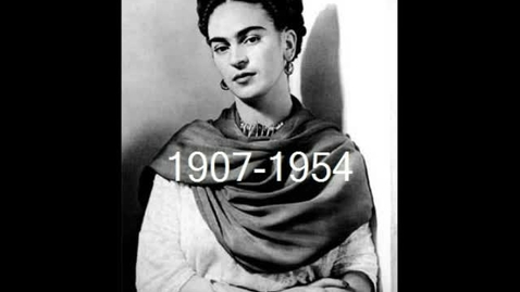 Thumbnail for entry Frida Kahlo