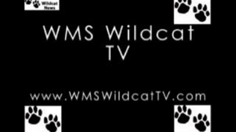 Thumbnail for entry Wildcat TV - September 9th, 2008